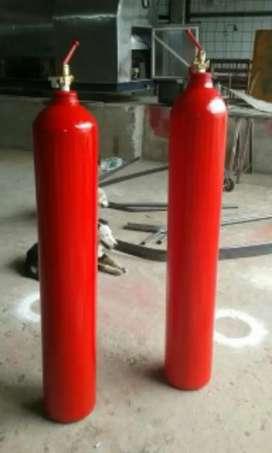 Extintores de 50 lbs co2 Nuevos