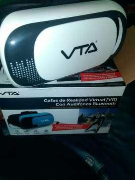 Baratas Gafas de Realidad Virtual.