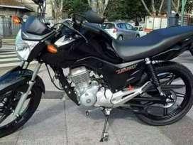 Vendo Honda New Titan 2016