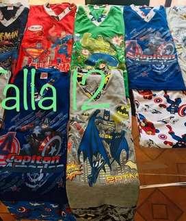 vendo hermosas pijamas para tus príncipes