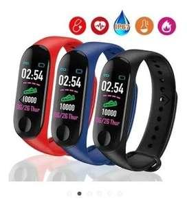 Relojes Smartband