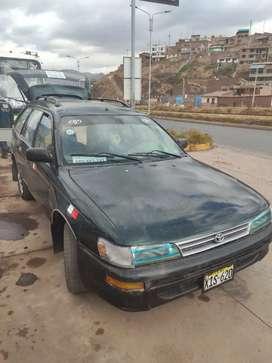 Vendo Toyota Corolla 1997 Por Salud