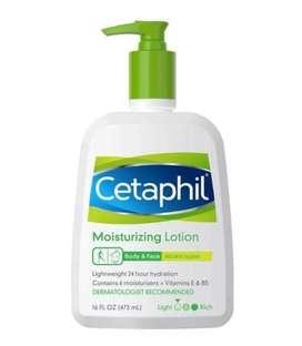 Cetaphil Emulsión Hidratante Cara y Cuerpo 475 ml.