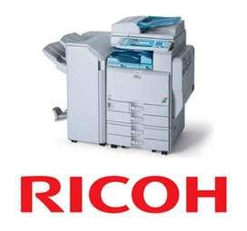 Servicio de reparación y mantenimiento  copiadoras