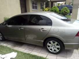 Vendo Honda civil lx full equipo