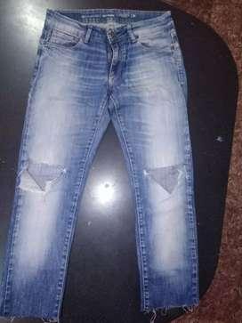 Vendo jeans mujee