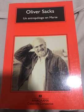 Un Antropólogo en Marte Oliver Sacks