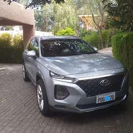 Vendo Hyundai Santa Fe flamante