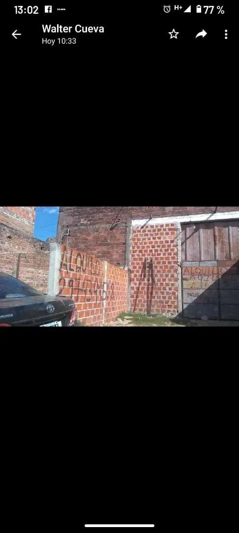 Vendo propiedad cn. Construcción en Avda Perón y Lavalle goya