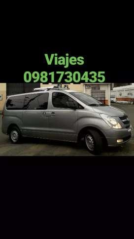 Furgoneta H1,Vans,Buseta,Viajes,Alquiler Guayaquil