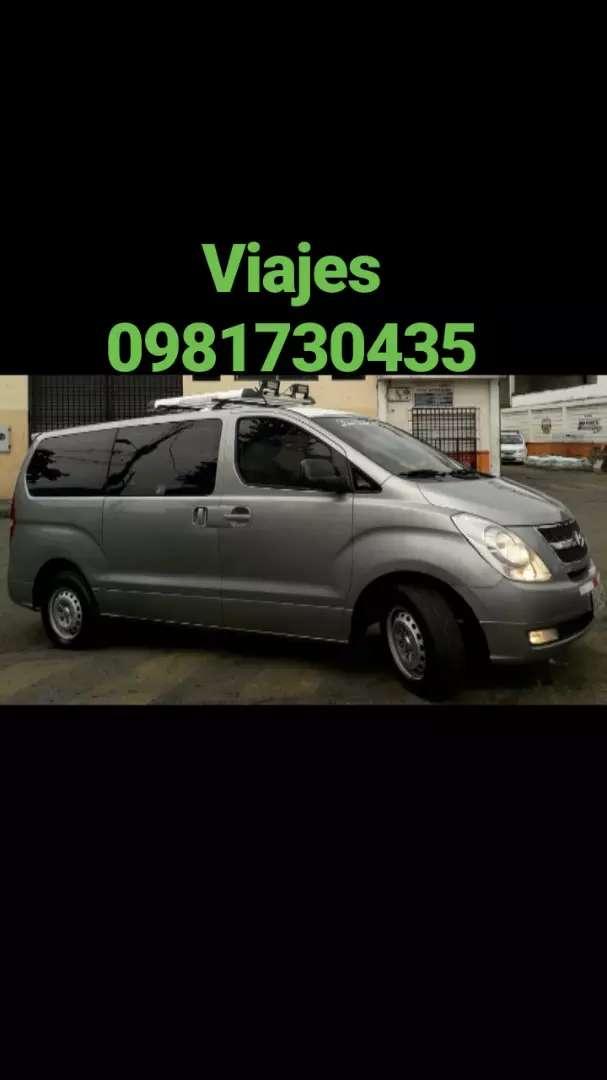 Furgoneta H1,Vans,Buseta,Viajes,Alquiler Guayaquil 0