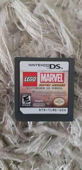 Nintendo DS LEGO MARVEL Súper Heroes Universe in Peril