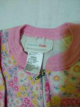 pijamas nena talle 3-6 gerber como nuevo hermosos