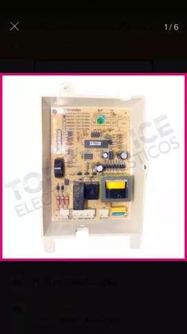 Plaqueta Heladera Electrolux DFF 39