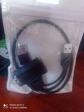Conector sata para discos duros y sólidos a USB