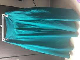 Vendo falda elaborada por diseñadora