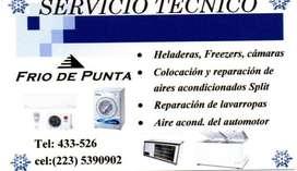 CARGA DE GAS REFRIGERANTE PARA EL AUTOMOTOR