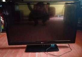 Televisor LG LED FULL HD 42' (no es smart tv)