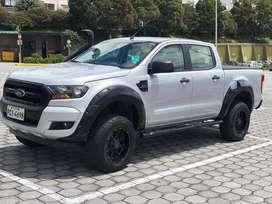 Flamante Ford Ranger 4X2 año 2018 2.5 gasolina