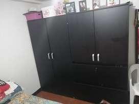 Vendo armario como nuevo