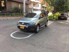 Volkswagen Crossfox 2009 Full Equipo