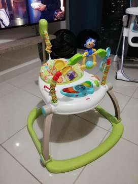Brinca brinca fisher price