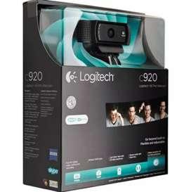 Cámara Logitech c920
