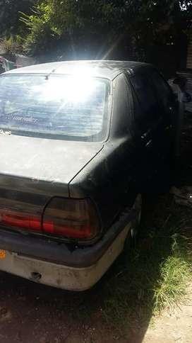 Vendo o permuto Renault 19 diésel 1.9