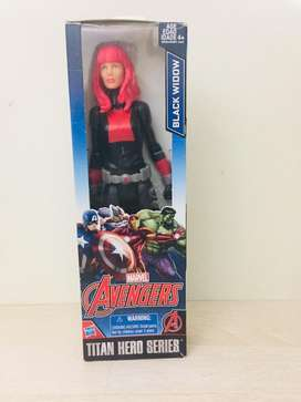 Titan Hero Series Black Widow 30 Cm