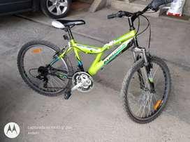 Bicicleta rodado 24.