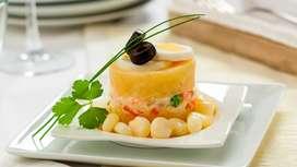 Se busca cocinero (Cocina Peruana)