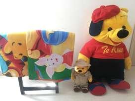 COMBO WinniePooh Gigante y más!!