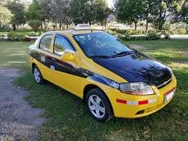 Taxi con Puesto, Aveo Family