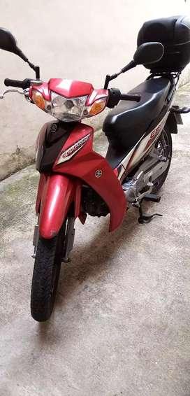 De oportunidad moto único dueño