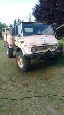mercedes benz unimog 416, buen estado
