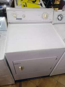 Secadora a gas propano usada