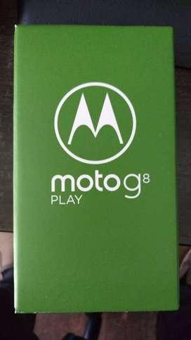 MOTO G8 PLAY NUEVO EN CAJA SELLADA