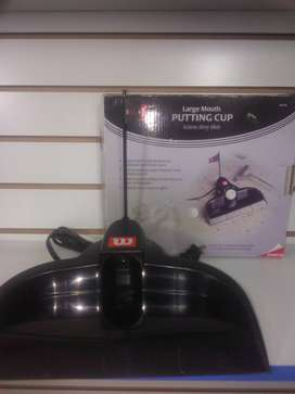 Putting cup Golf en oficina
