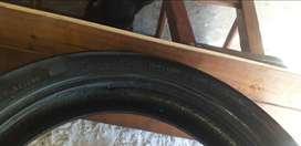 Cubierta sin camara ,2 Años de uso.(Pirelli)