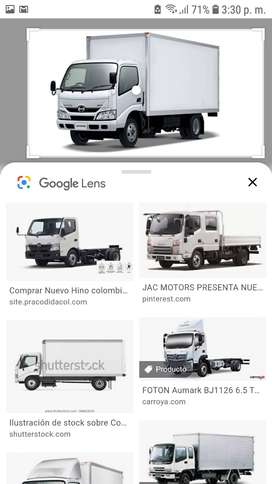 Conductor camion