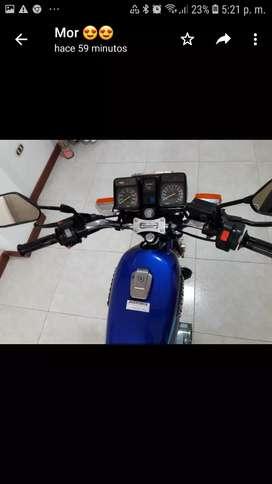 Vendo moto de Rx 115
