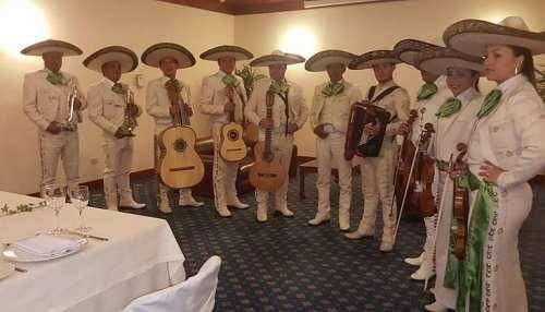 Mariachi Estrellas De México en Tunja