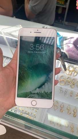 Iphone 7 plus se entrega con todo