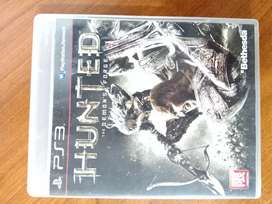 Película hunted The demons forge
