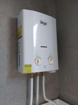 Redes de Gas Internas,externas,locales