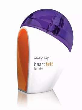 Perfume hombre Mary Kay Heartfelt