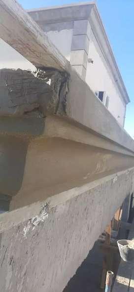 Busco trabajo de albañileria en general colocación refracion techo pintura su pregunta no molesta