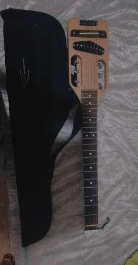 Vendo/Cambio Guitarra traveler pro series