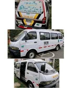 Buseta Kia Pregio Mod. 2004