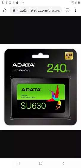 Disco solido 240 gb